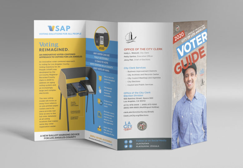 City of Los Angeles 2020 Voter Guide